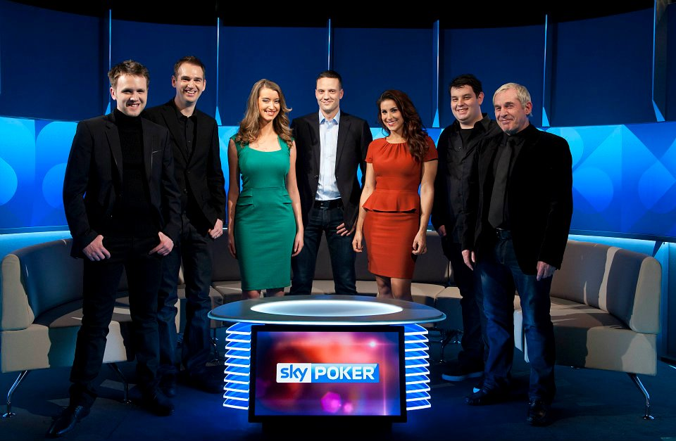 Sky Poker group shot Jan 2012.jpg