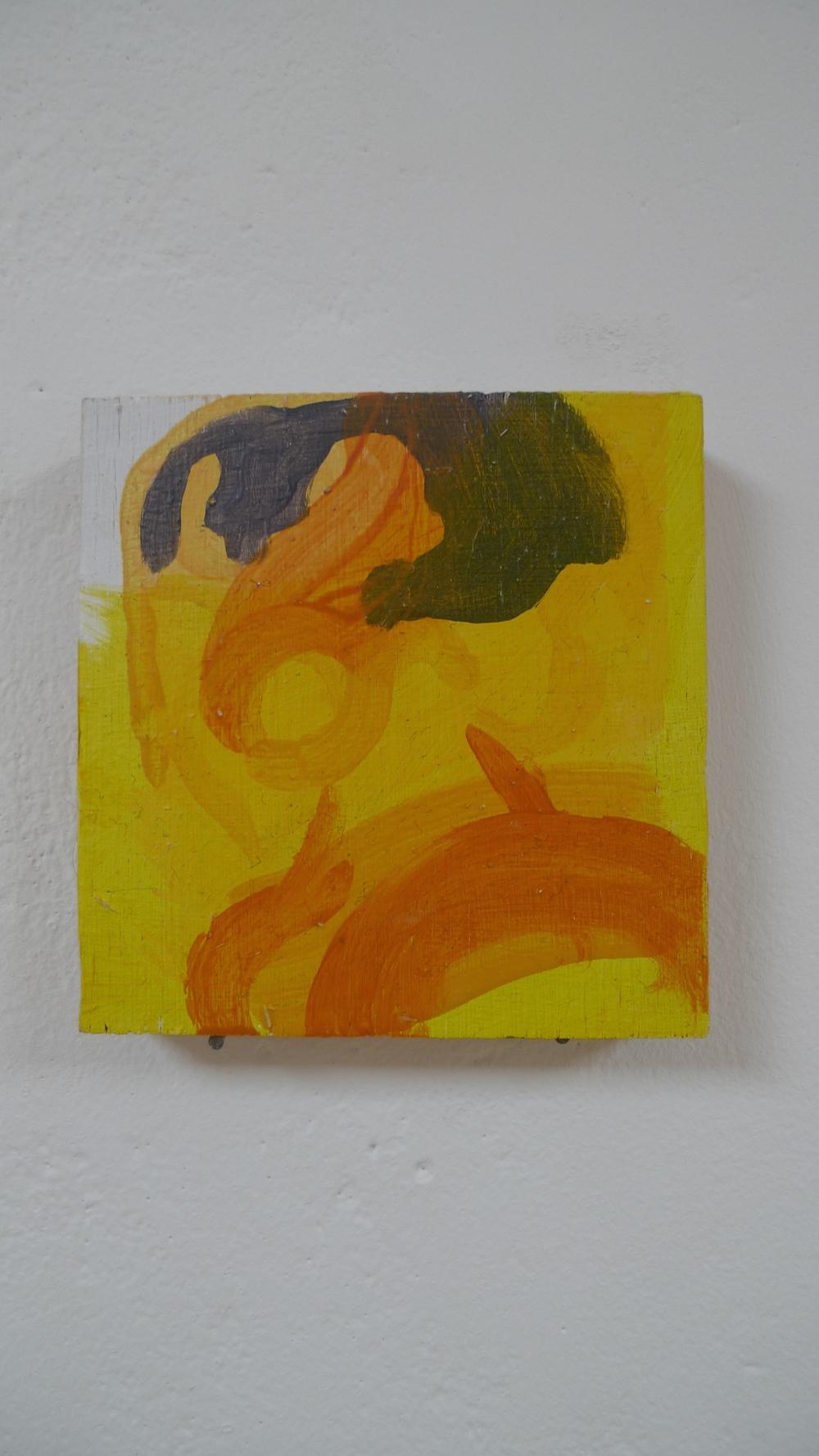 Yellow Mask, 2014