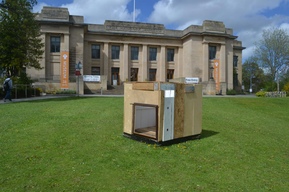 'Pop-Up Gallery' Exhibition, Pop-Up Gallery Space, 2015