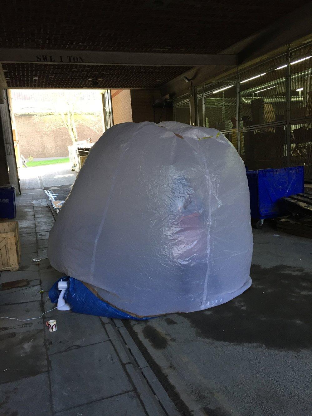 Globe Inflatable, 2017
