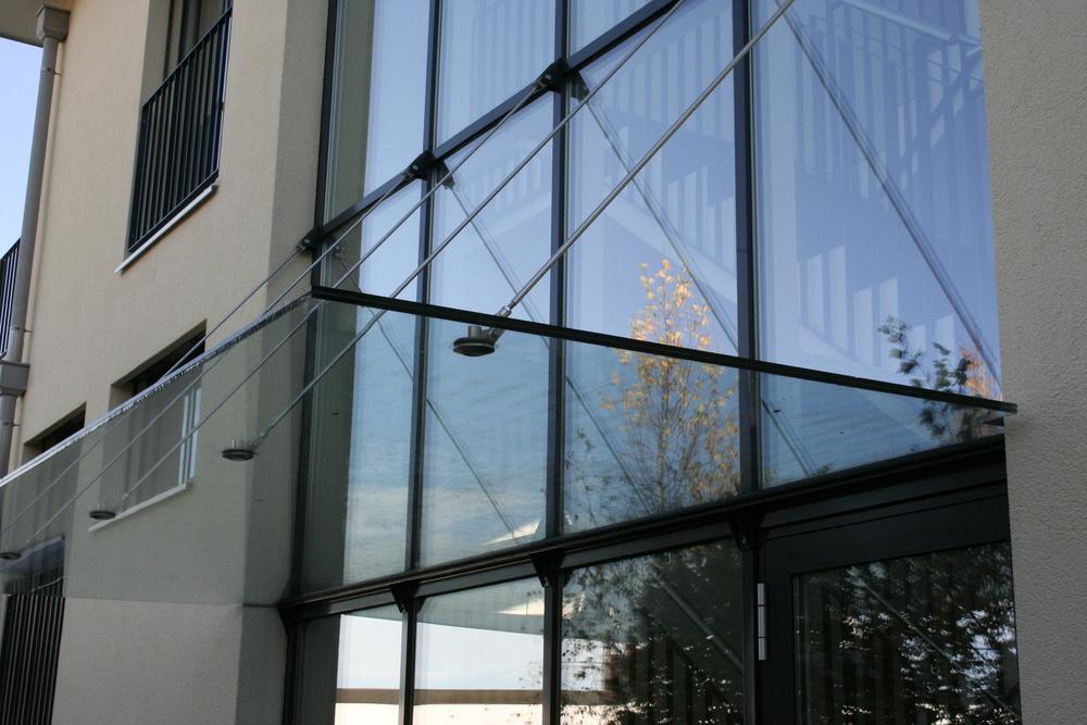 Glasdächer & Vordächer