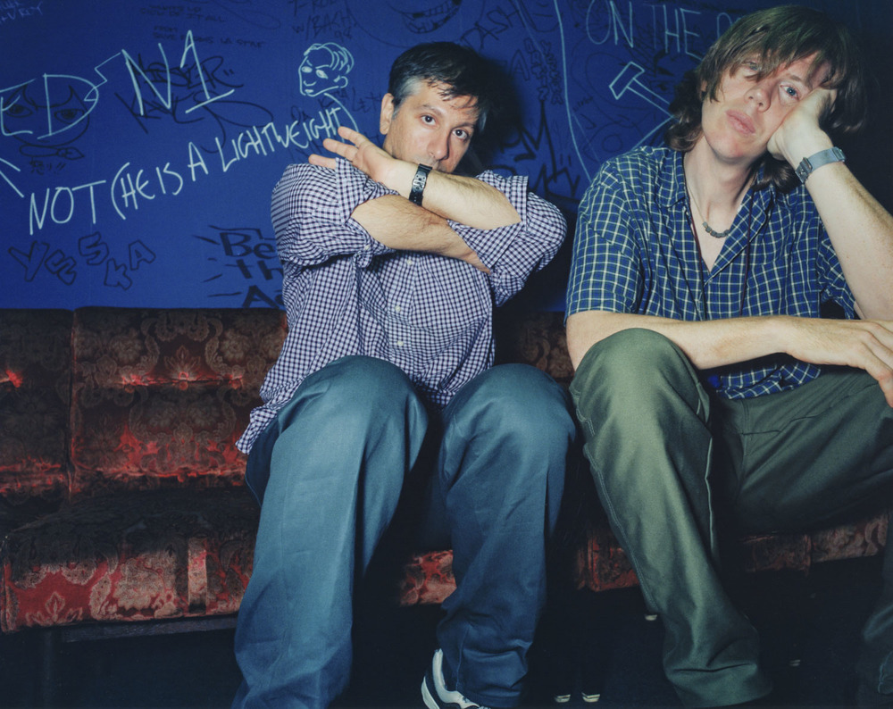 Lee Ranaldo /Thurston Moore (Sonic Youth)
