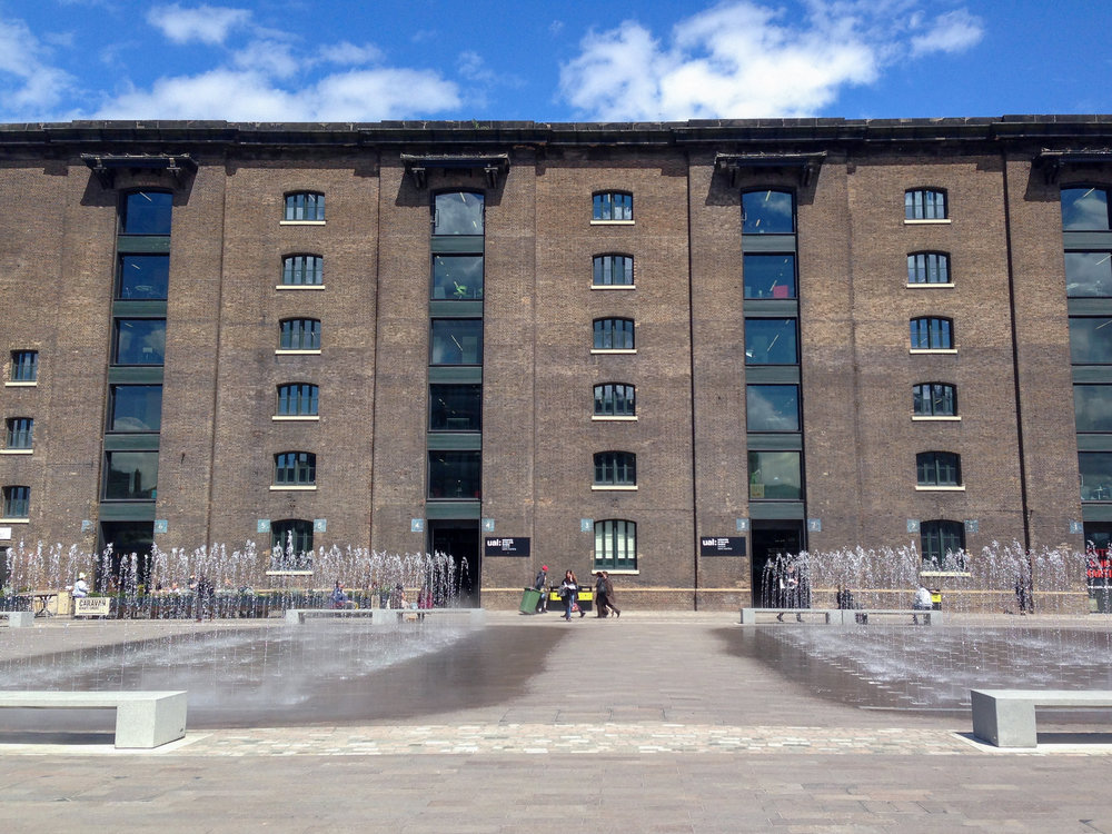 University Of The Arts London, Central Saint Martins