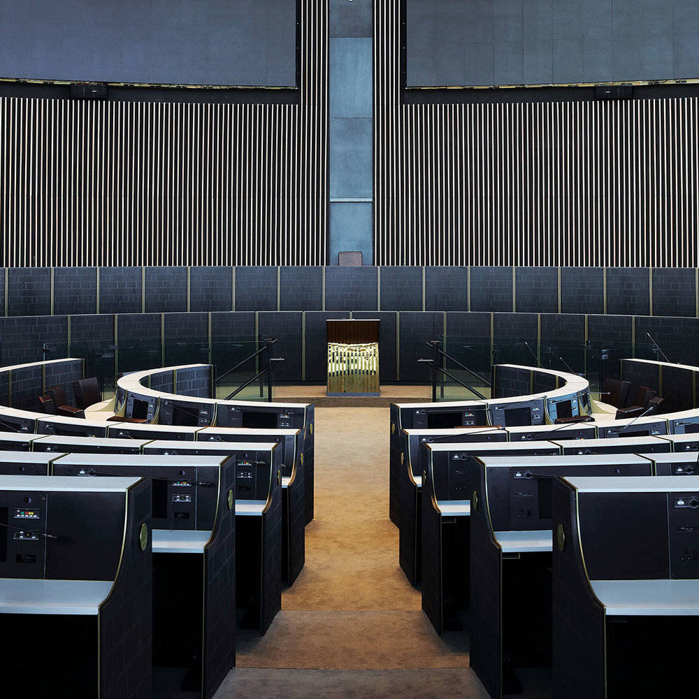 COJ Council Chambers -