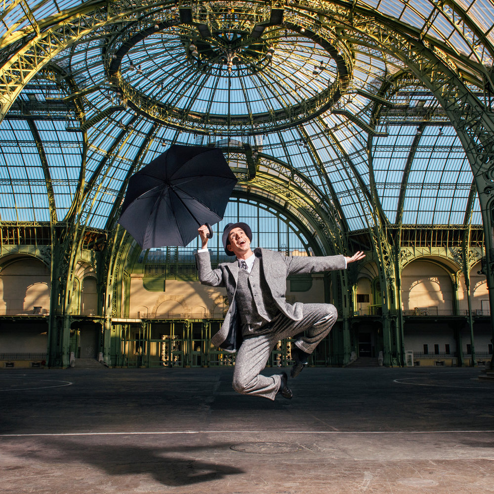 """Singing in the rain"" / Théâtre du Châtelet"