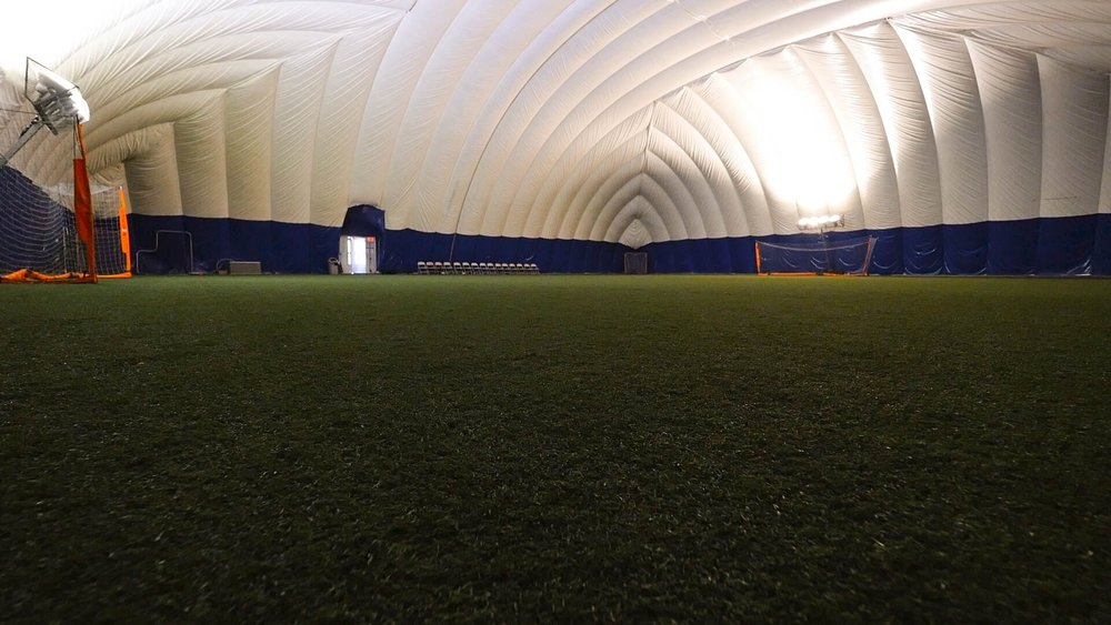 Bubble Dome Field   - Rates: Dimensions: How to book a time slot on this field:
