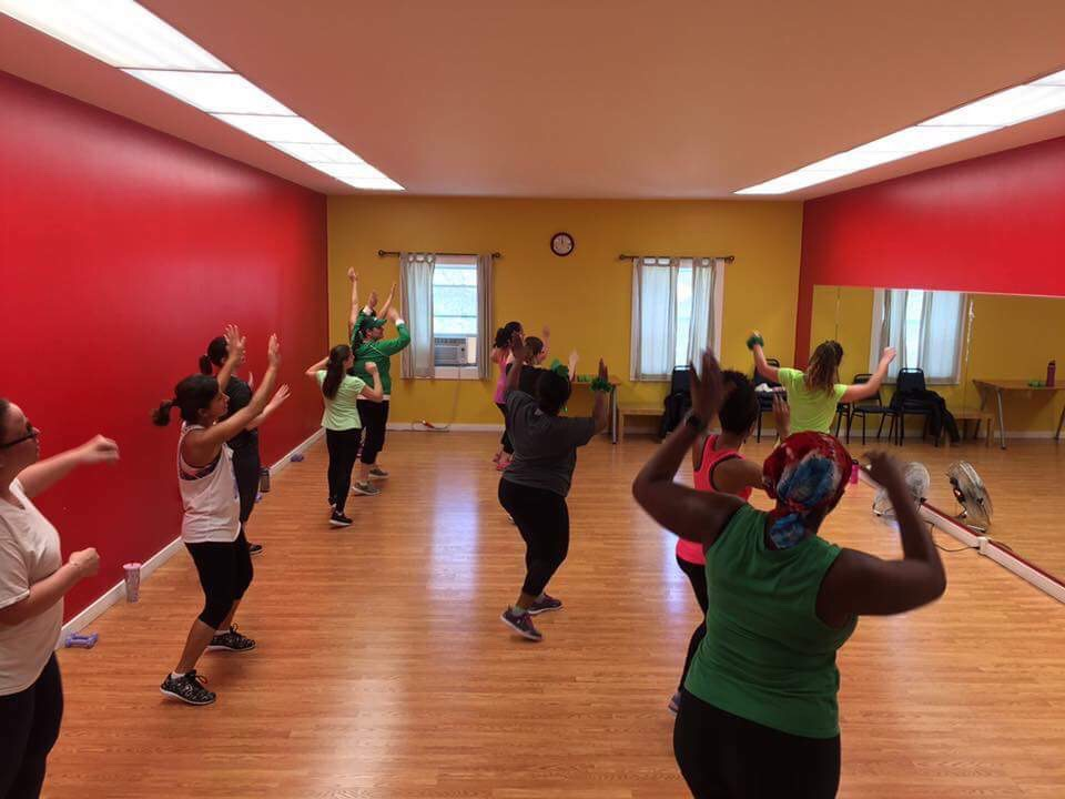 Studio - This studio can be rented out for any occasion! You can start your own fitness class like zumba, salsa, dancing, weight loss, yoga, martial arts, etc. Also a great private room for a birthday party!Room includes, tables and chairs, stereo system, mirror and hardwood floors.A group or individual can book this temperature controlled room by clicking on 'online schedule booking.'Size: 40 x 20 feet (800 square feet)Year-round Rate: $25/hour