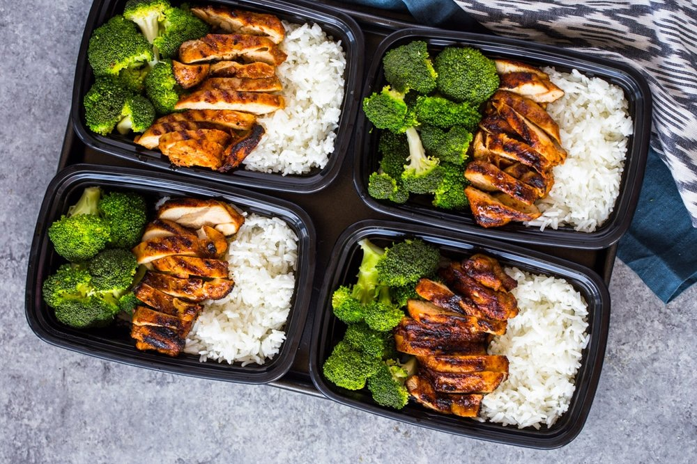 MEAL PREP PLANS - Click here to select your Meal Prep Programme