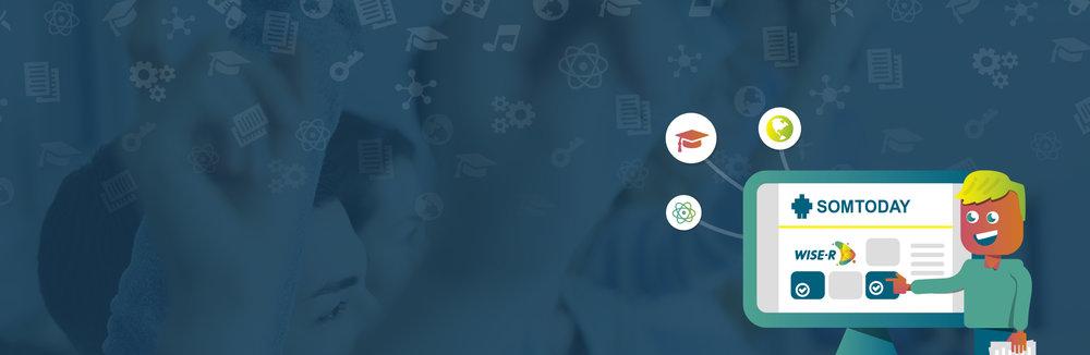 Wise-r   Digitale leermiddelen met één klik vanuit SOMtoday   Word Wise-r