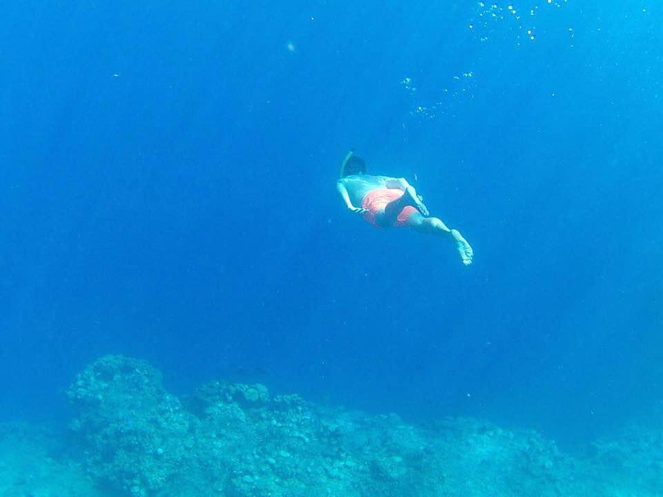Op zoek naar leven onder water