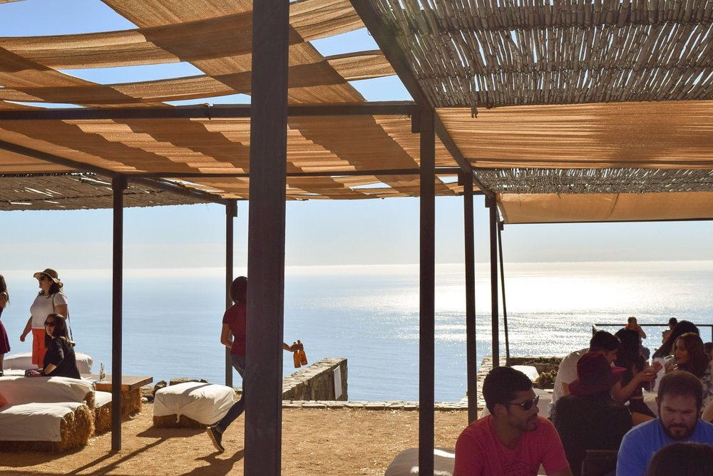Cuatro Cuatros Winery, Ensenada, Mexico
