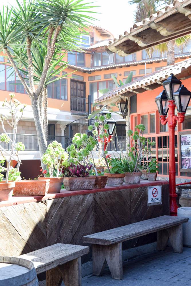 Villa Ortega's, Puerto Nuevo, Mexico