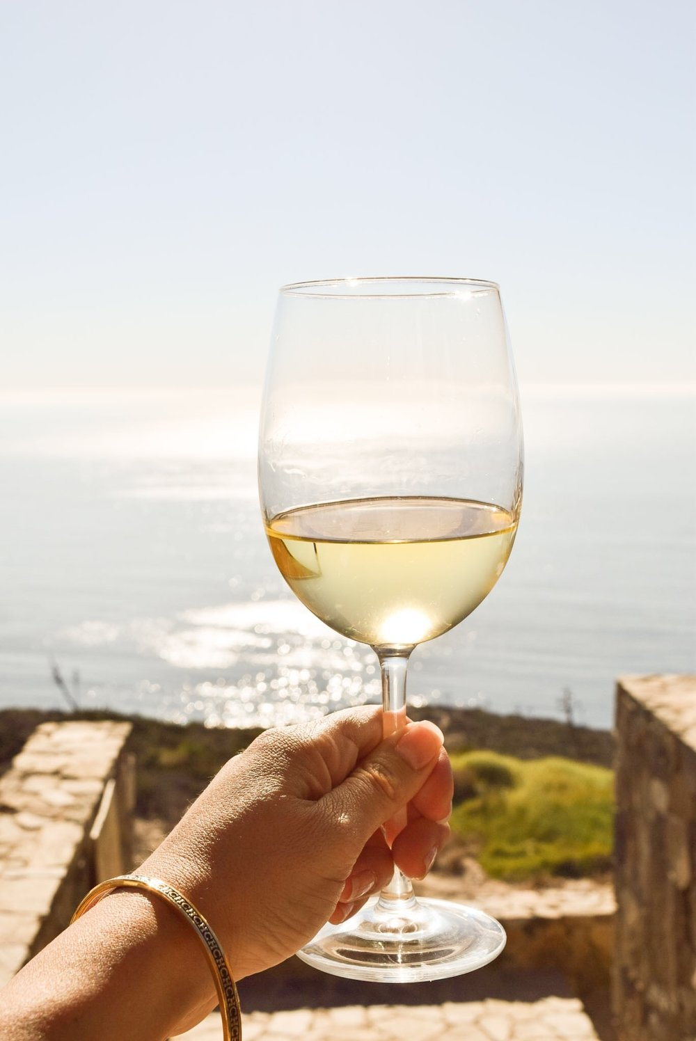 Sauvignon Blanc and Chardonnay Blend, Cuatro Cuatros
