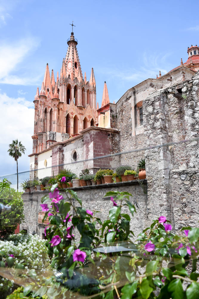 San Miguel De Allende | With Love Paper and Wine