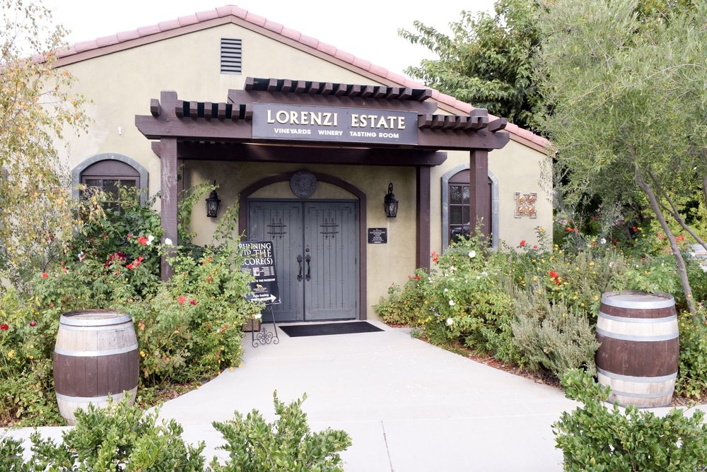 With Love Paper and Wine | Lorenzi Estates Winery