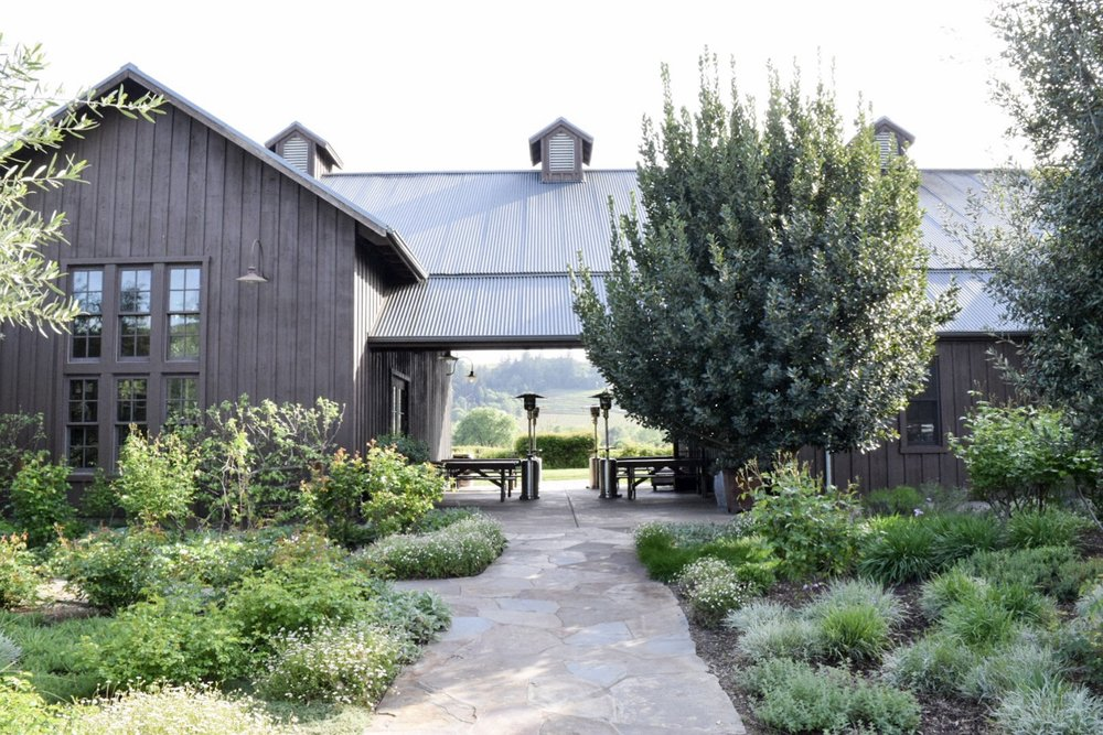 Dutcher Crossing Winery | With Love Paper and Wine | Sonoma Wine Country