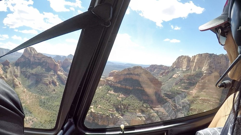 Sedona Helicopter Tour