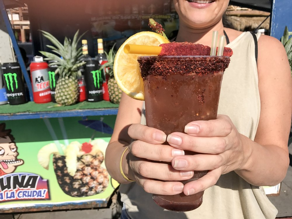 Michelada | puerto penasco | Mexico