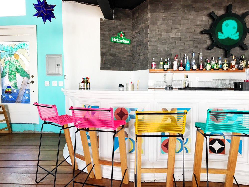 Oktopus Restaurant | Puerto Penasco | Mexico