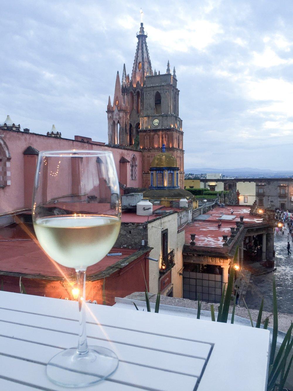 El Cielo Rooftop Bar | SMA