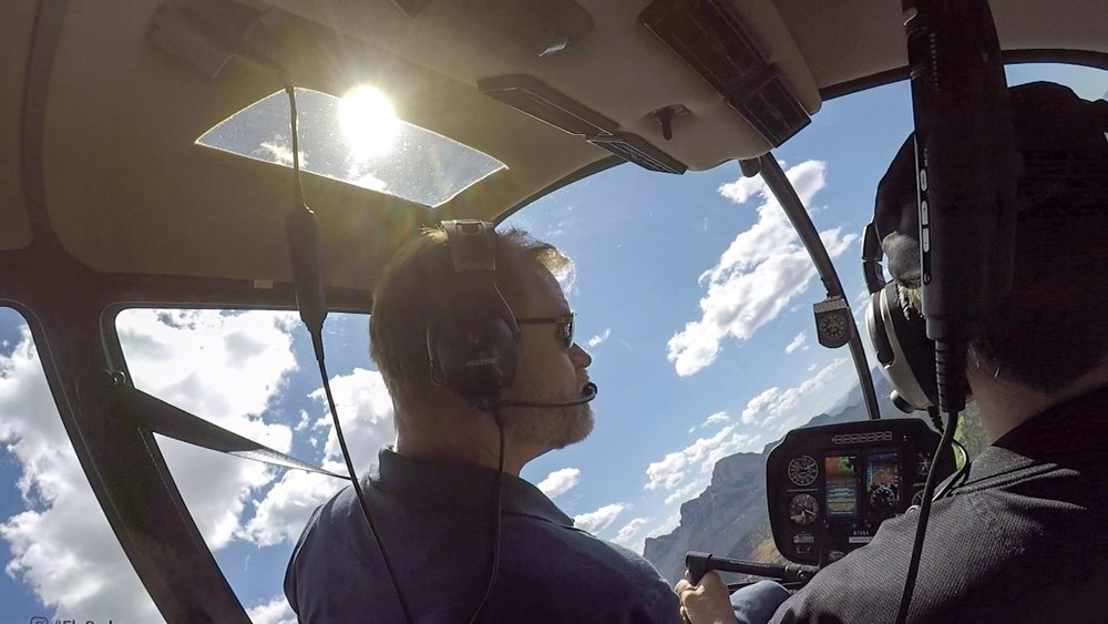 Helicopter Tour of Sedona Arizona