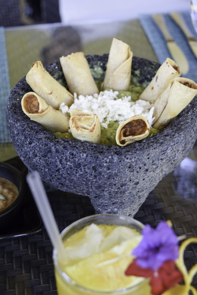 Taquitos | The Grand Mayan at Vidanta