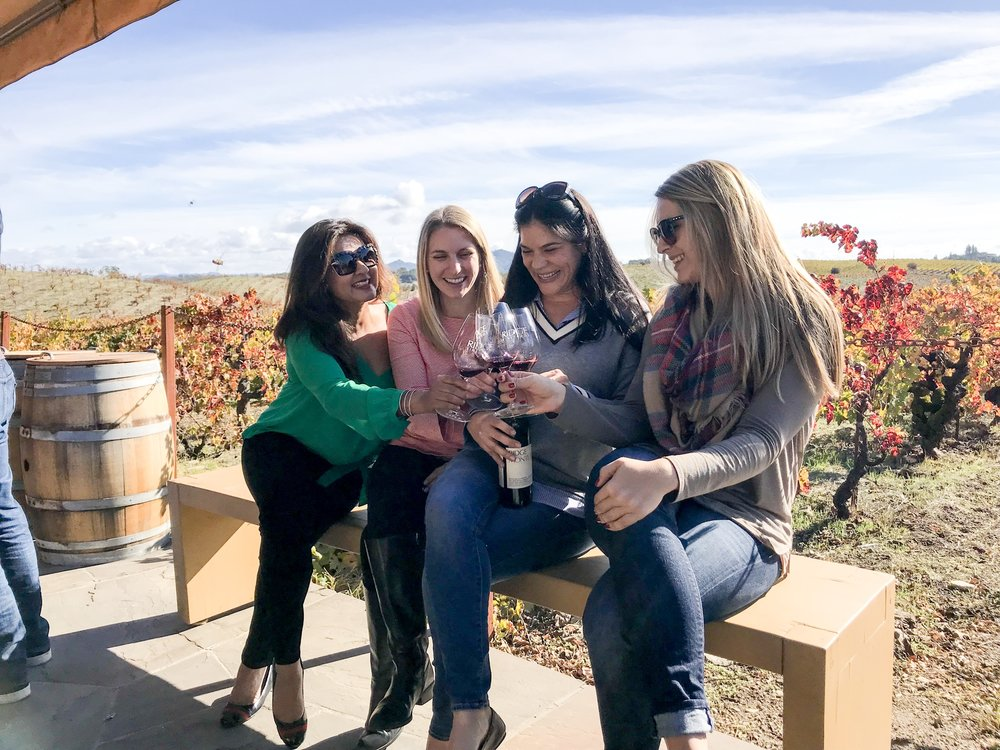 Ridge Vineyards | Zin and Tamales Benefit