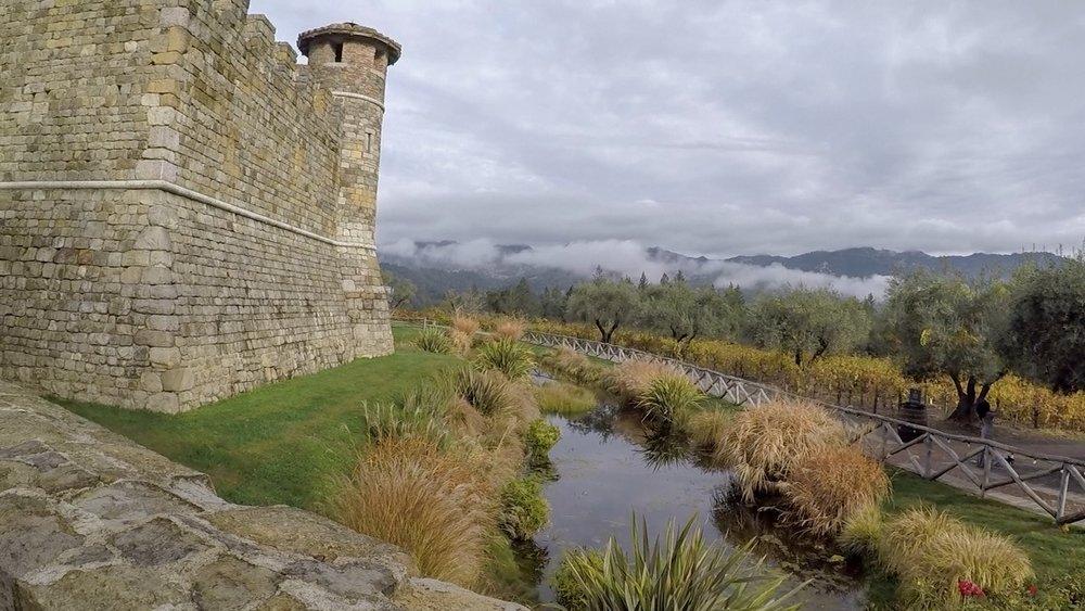 Castello di Amorasa | Napa