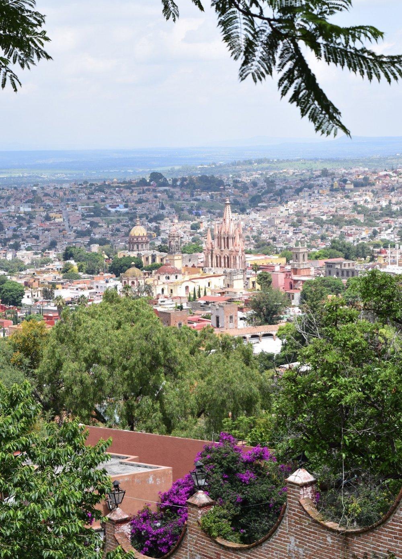 View from El Mirador | San Miguel de Allende