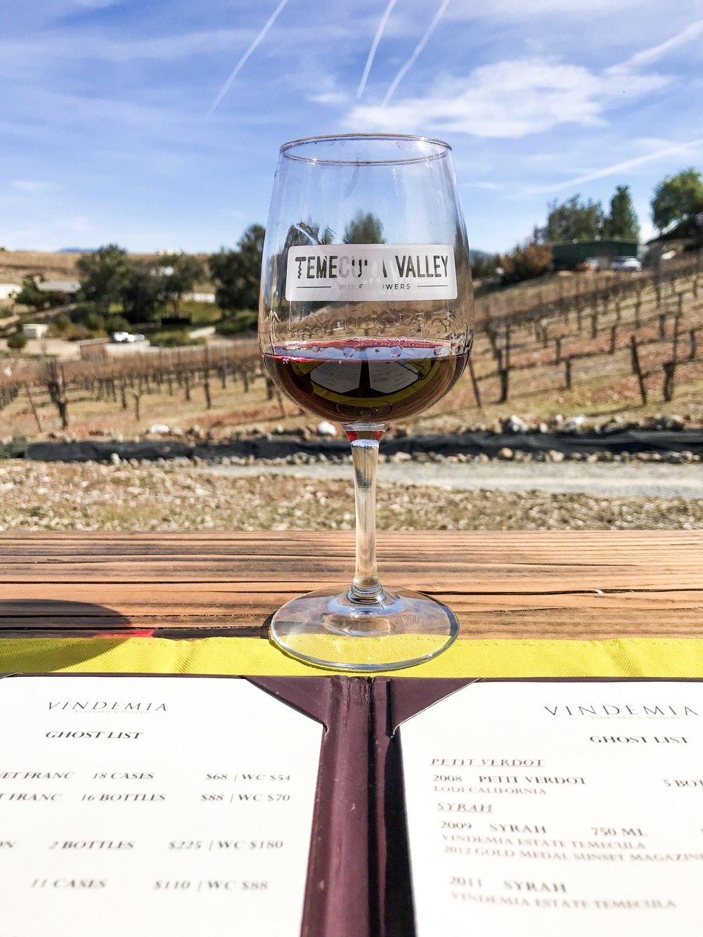 Photo by Erika Beach | Temecula Wine Country | Vindemia Winery