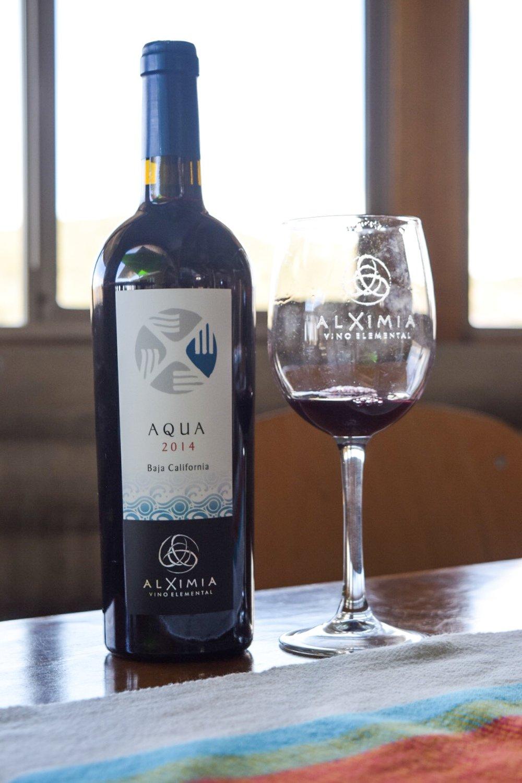 Tasting Room | Alximia Winery | Photo by Erika Beach