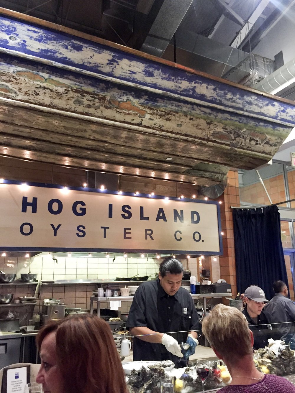 Hog Island Oyster Co. | Napa