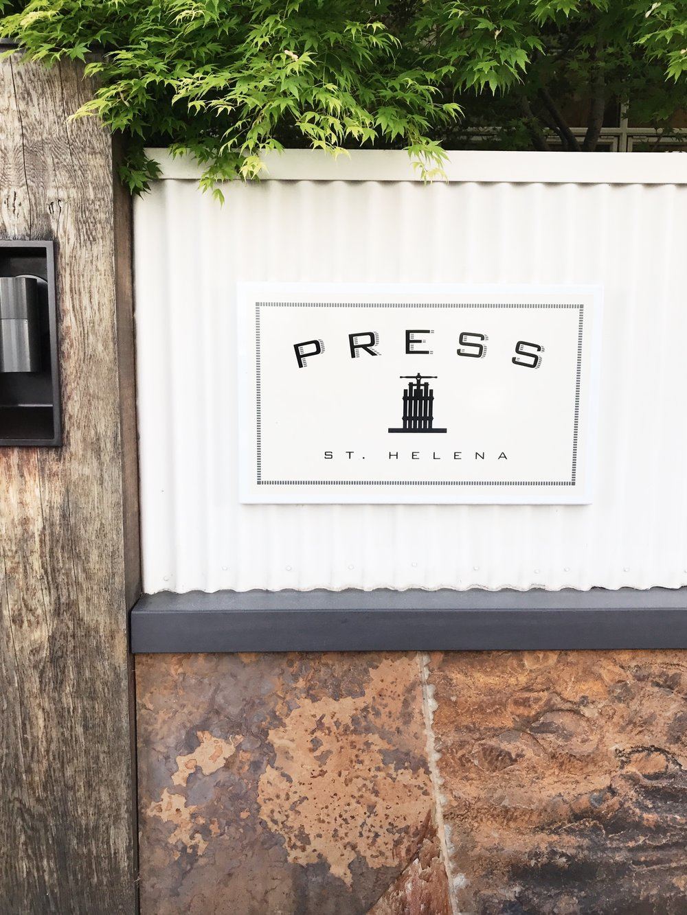 The Press | Napa Valley