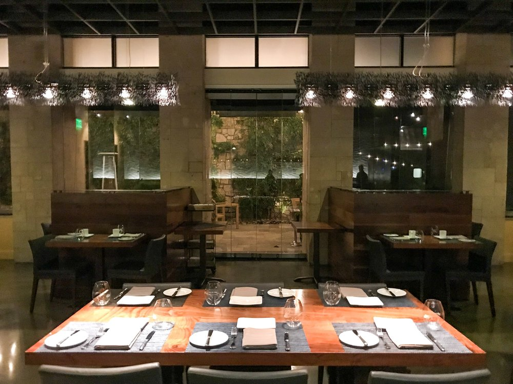 Lucy Restaurant   Napa Valley