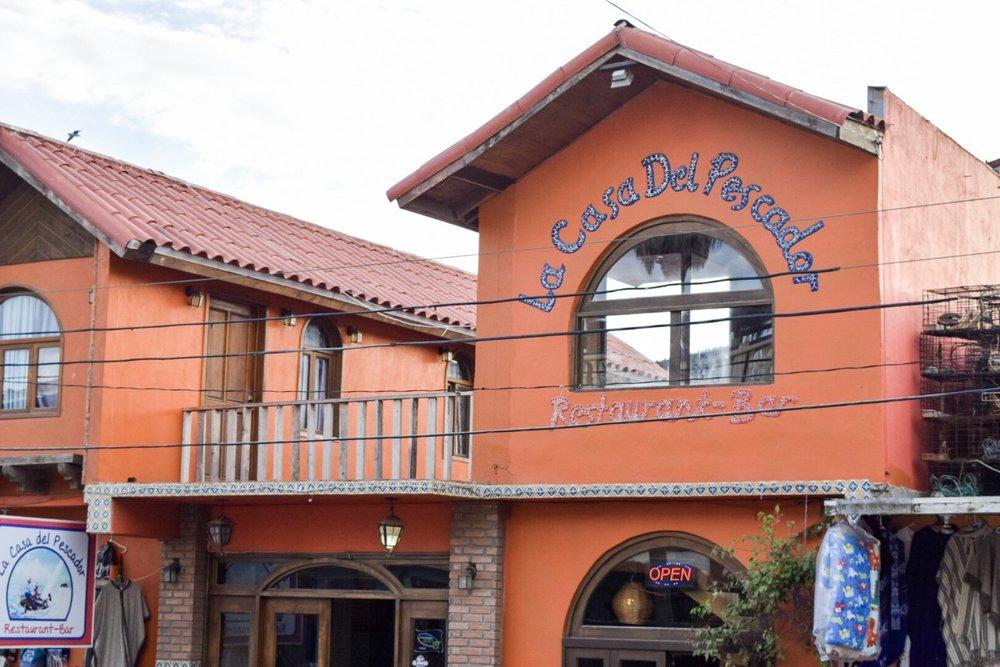 La Casa del Pescador | Puerto Nuevo
