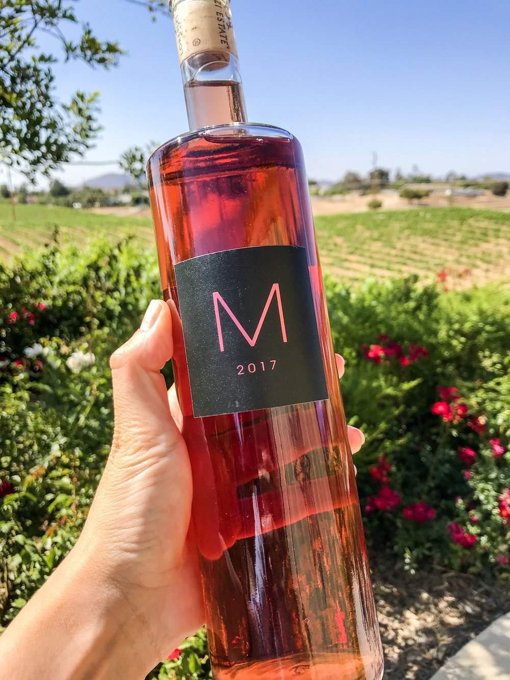 Lorenzi Estate Winery | Temecula rosé Wine
