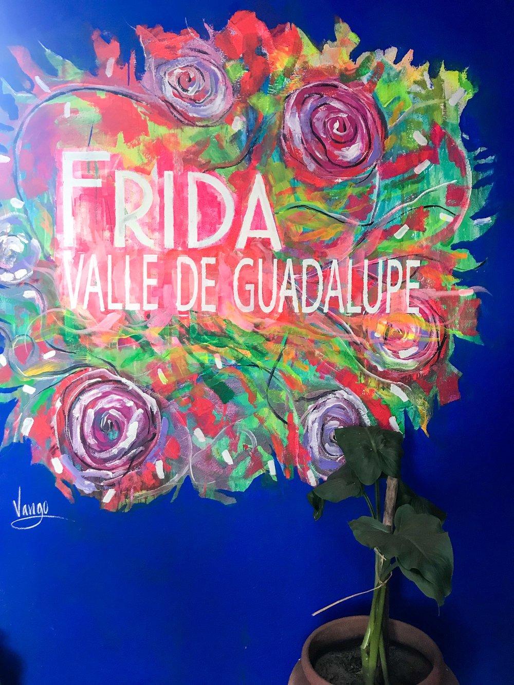Casa Frida   Valle de Guadalupe
