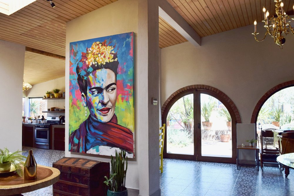 Casa Frida | Valle de Guadalupe