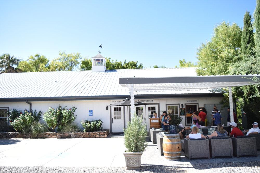 Cottonwood Wineries | Arizona