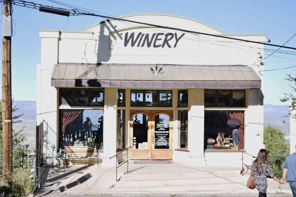Jerome Wineries | Arizona
