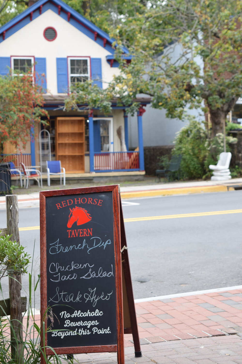 Red Horse Tavern | Loudon County, Middleburg Virginia