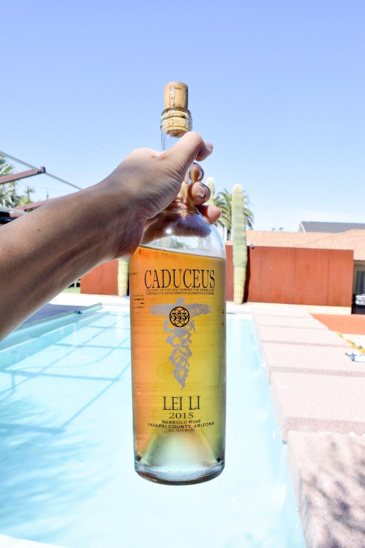 Arizona Wine | Photo by Erika Beach