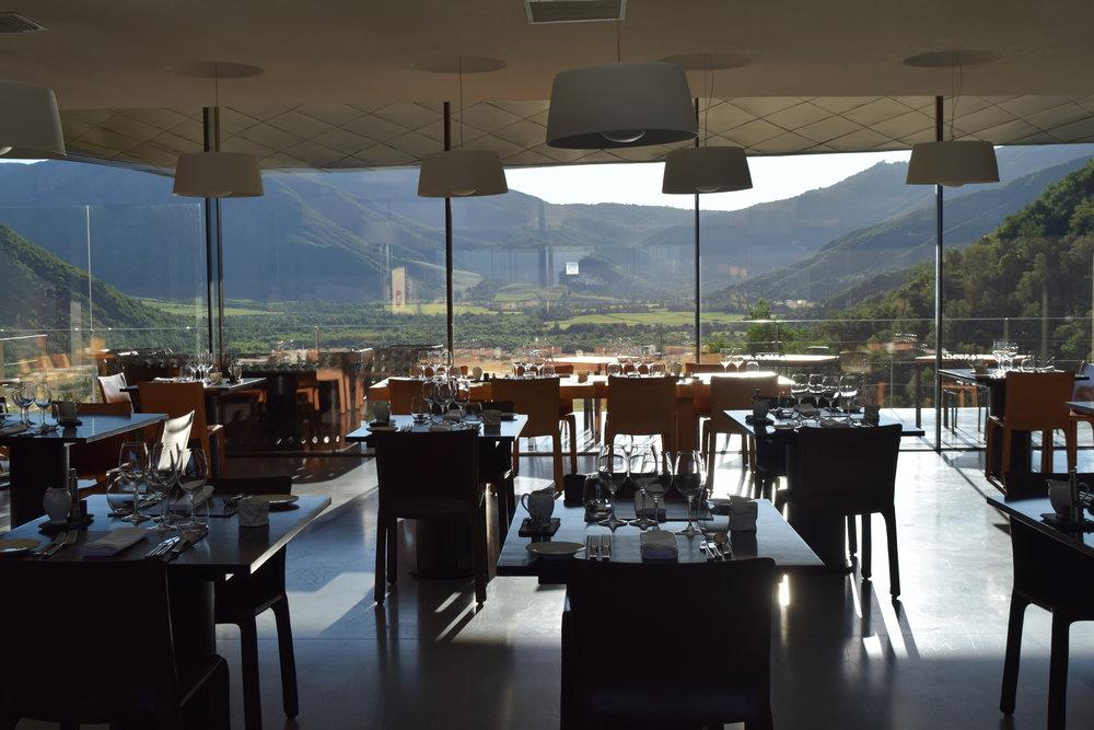 Milla Milla Restaurant at VIK Chile Retreat