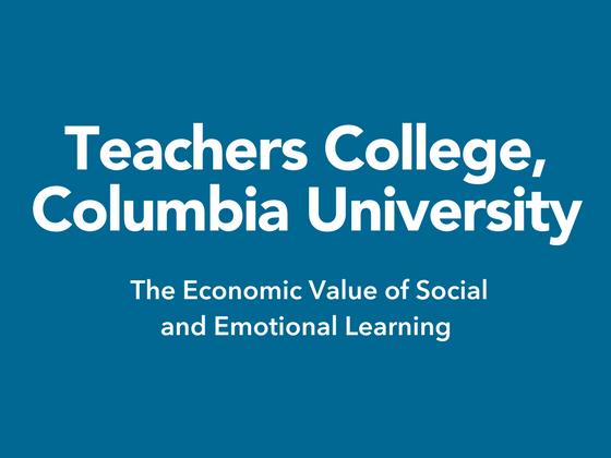 Teachers college, Economic Value (1).png