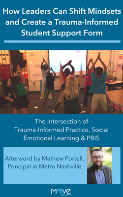Discover the ways trauma-informed practices, social emotional learning, and positive behavioral interventions and supports compliment one another. School leaders will learn how to shift current PBIS practices to reflect a trauma-informed mindset and best support students. Identify ways to adjust referral forms and access our ready-to-use, trauma-informed Student Support Form.
