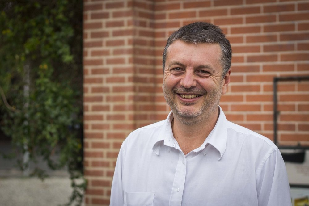 Cédric Mallet, Managing Director SPRINT Toulouse