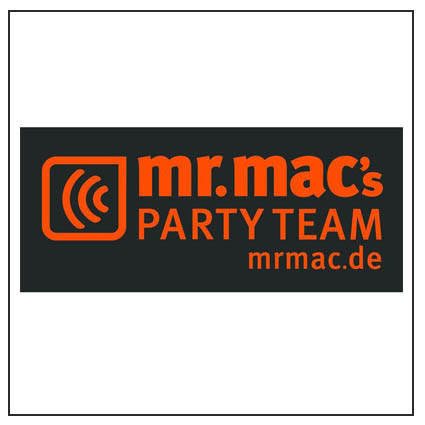 Mr.Macs Partyteam  www.mrmac.de