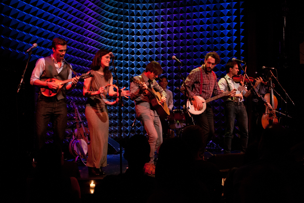 The Lobbyists at Joe's Pub, Sept. 2015
