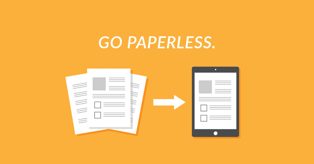 Your Guide to Going Paperless | Storage Quarters