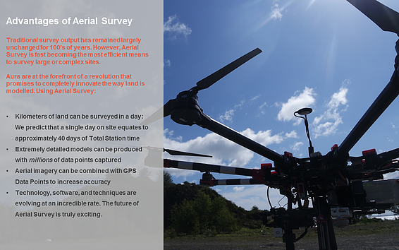 advantages of aerial survey